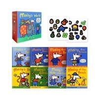 Maisy's World Box Set 메이지 월드 8종 세트 (Hardcover 4권 + Paperback 4권)
