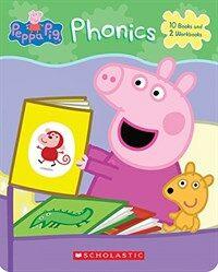Peppa Phonics Boxed Set (Boxed Set)