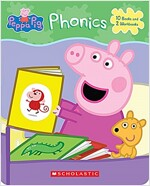 페파피그 파닉스 세트 Peppa Phonics Boxed Set (Paperback 12권)